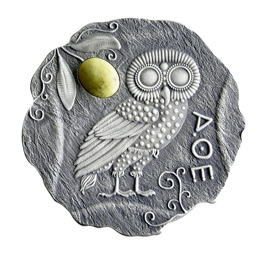 Buy 500 cfa silver coin owl athena greek mythology more views biocorpaavc