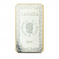"15$ Silbermünze - 1 Unze ""Herz Bube""-  Playing Card Money"