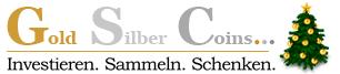 Gold-Silber-Coins: Investieren. Sammeln. Schenken.